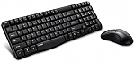Rapoo 2.4GHz Wireless Optical Mouse And Keyboard Set X1800