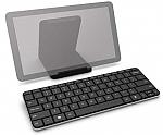 מקלדת בלוטות' Microsoft Bluetooth Wedge Mobile Keyboard