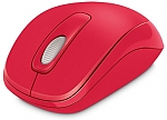 עכבר אלחוטי Microsoft Wireless Mobile Mouse 1000 Red Retail