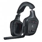 אוזניות גיימרים אלחוטיות Logitech Wireless G930