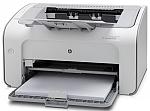 מדפסת לייזר שחור-לבן HP Laser Jet Pro P1102 CE651A