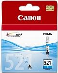 ראש דיו ציאן מקורי Canon No CLI-521C