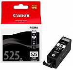 ראש דיו שחור Canon Black Ink Cartridge No PGI-525PGBK