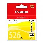 ראש דיו צהוב מקורי Canon No CLI-526Y