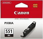 ראש דיו שחור מקורי Canon CLI-551BK