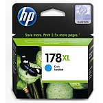 ראש דיו ציאן מקורי HP No 178XL CB323HE