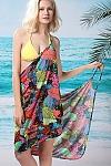 שמלת חוף אופנתית