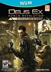 WII U Deus Ex - Human Revolution