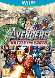 WII U Marvel Avengers Battle for Earth