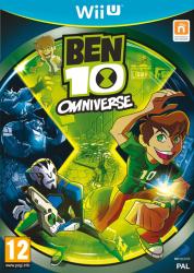 WII-U Ben 10 Omniverse