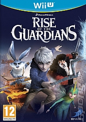 WII U Rise of the Guardians