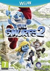 WII U The Smurfs 2