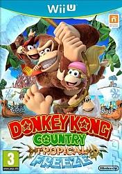 WII-U Donkey Kong Country Tropical Freeze