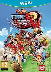 WII-U One Piece Unlimited World Red