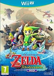WII-U The Legend of Zelda The Wind Waker HD