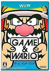 WII U GAME&WARIO