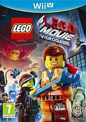 WII U LEGO MOVIE VIDEOGAME