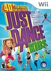 Wii - just dance kids 2014