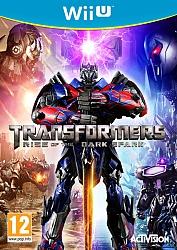 WII U Transformers Rise of the Dark Spark