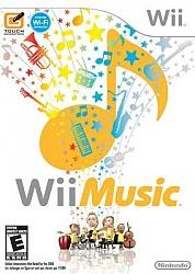 Wii - music