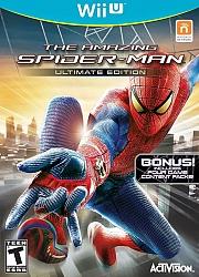 WIIU The Amazing SpiderMan