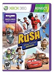 XBOX 360 Kinect Rush: A Disney-Pixar Adventure