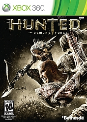 XBOX 360 Hunted The Demons Forge