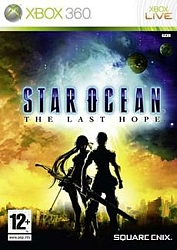 XBOX 360 Star Ocean The Last Hope
