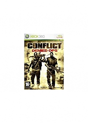 XBOX 360 Conflict Denied Ops
