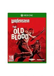 XBOX ONE WOLFENSTEIN THE OLD BLOOD אירופאי!!