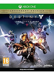 XBOX ONE Destiny : The Taken King