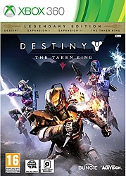 XBOX 360 Destiny : The Taken King
