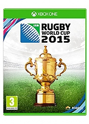 XBOX ONE Rugby World Cup 2015