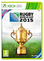 XBOX 360 Rugby World Cup 2015