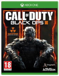 XBOX ONE CALL OF DUTY BLACK OPS III NUK3TOWN