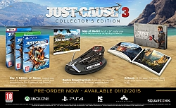 XBOX ONE Just Cause 3 Collectors Edition