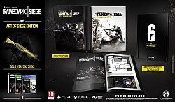 Xbox One Rainbow Six Art Of Siege Edition