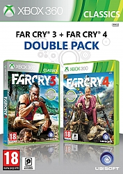 XBOX 360 Far Cry Double Pack