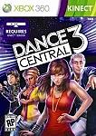 XBOX 360 Dance Central 3