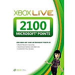 Microsoft Points 2100