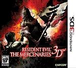 3DS - Resident Evil: The Mercenaries