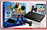 מצלמה+חישן+Sony Playstation 3 super Slim +sports champions 2
