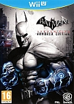 Wii U Batman Arkham City Armored Edition