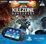 קונסולה Sony PS Vita Killzone Mercenary Bundle WIFI/3G