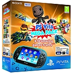 קונסולה Sony PS Vita Mega Pack Bundle WIFI
