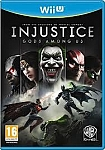 WII U Injustice: Gods Among Us