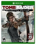 XBOX ONE Tomb Raider Definitive Edition אירופאי!