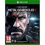 XBOX ONE - Metal Gear Solid V Ground Zeroes אירופאי!