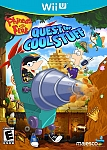 WII U Phineas and Ferb Quest for Cool Stuff
