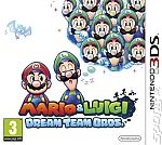 3DS Mario & Luigi Dream Team Bros